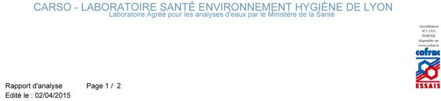 04-2015 Analyse eau du puit CAN1503-3839-SST-LSEv1-1